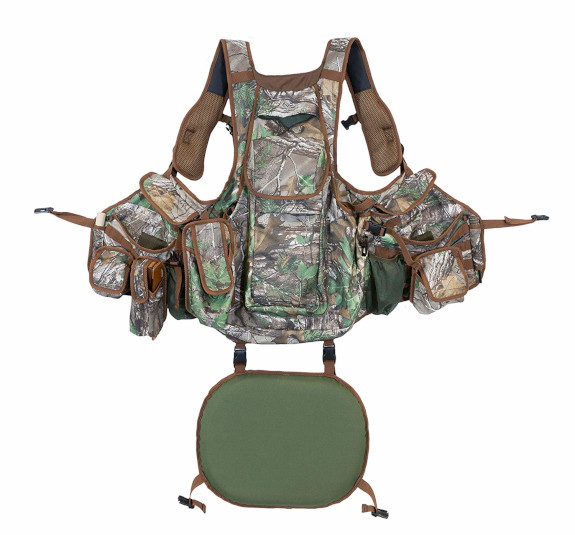 Hunters Specialties Undertaker Turkey Vest Review - Rustic Pursuits