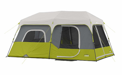 CORE 9-Person Instant Cabin Tent Review