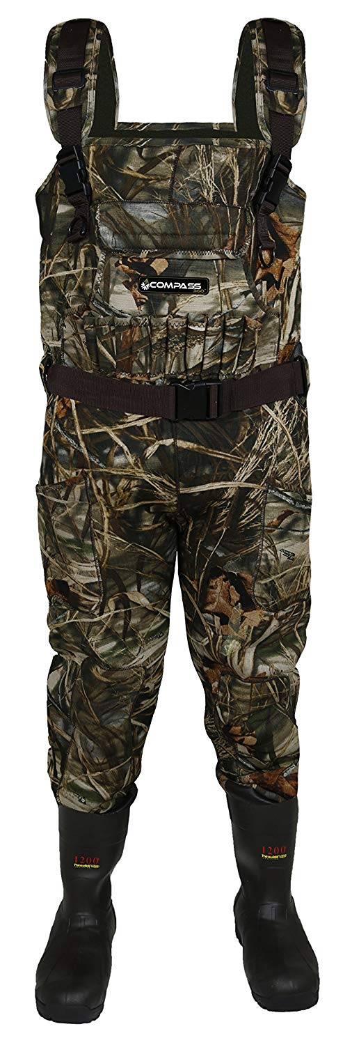 Compass 360 DuraTek Hunting Waders Review - Rustic Pursuits