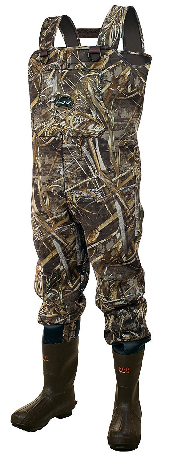 Frogg Toggs Amphib Camo Hunting Waders Review - Rustic Pursuits