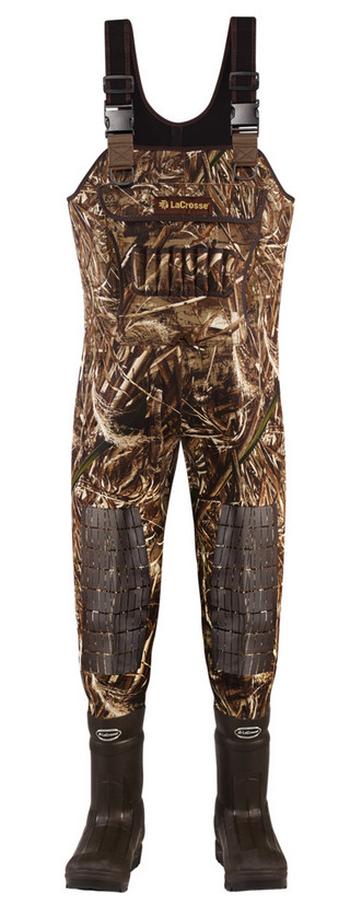 Lacrosse Brush Tuff Extreme Hunting Waders Review - Rustic Pursuits