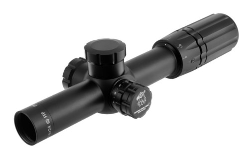SWFA SS HD 1-6 Scope Review - Rustic Pursuits