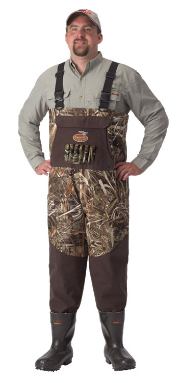 Waterfowl Norther Guide Hunting Waders Review - Rustic Pursuits