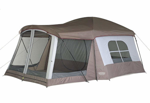 Wenzel 8-Person Klondike Camping Tent Review - Rustic Pursuits