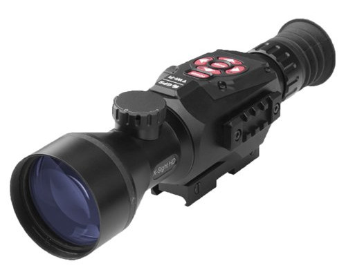 ATN X-Sight 2 HD 5-20 Night Vision Scope Review - Rustic Pursuits