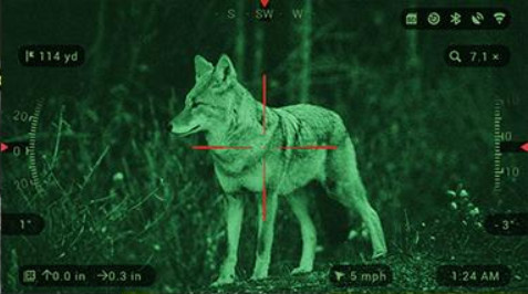 Best Night Vision Scope Under $1000 Review
