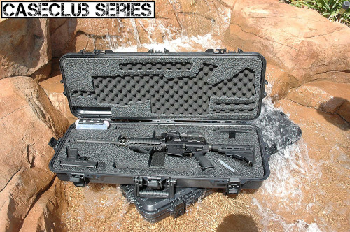 Case Club Waterproof AR 15 Hard Case Review - Rustic Pursuits