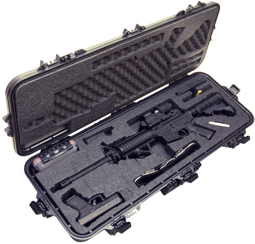 Case Club AR 15 Hard Case Waterproof Rifle Case Review - Rustic Pursuits