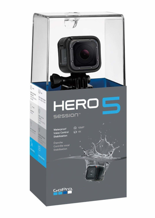 GoPro HERO 5 Session Waterproof Digital Action Camera Review - Rustic Pursuits