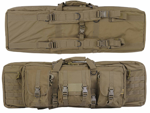 Lancer Tactical Double Carbine AR 15 Soft Case Review - Rustic Pursuits