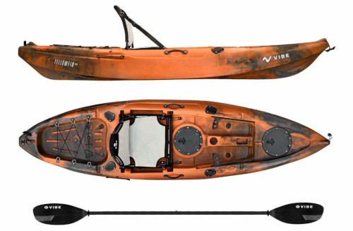 Vibe Yellowfin 100 Review - Rustic Pursuits
