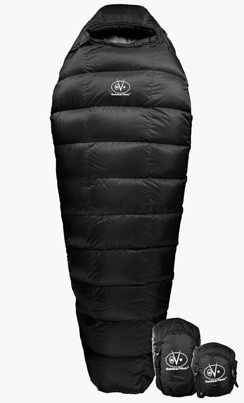 Outdoor Vitals Summit Sleeping Bag Review